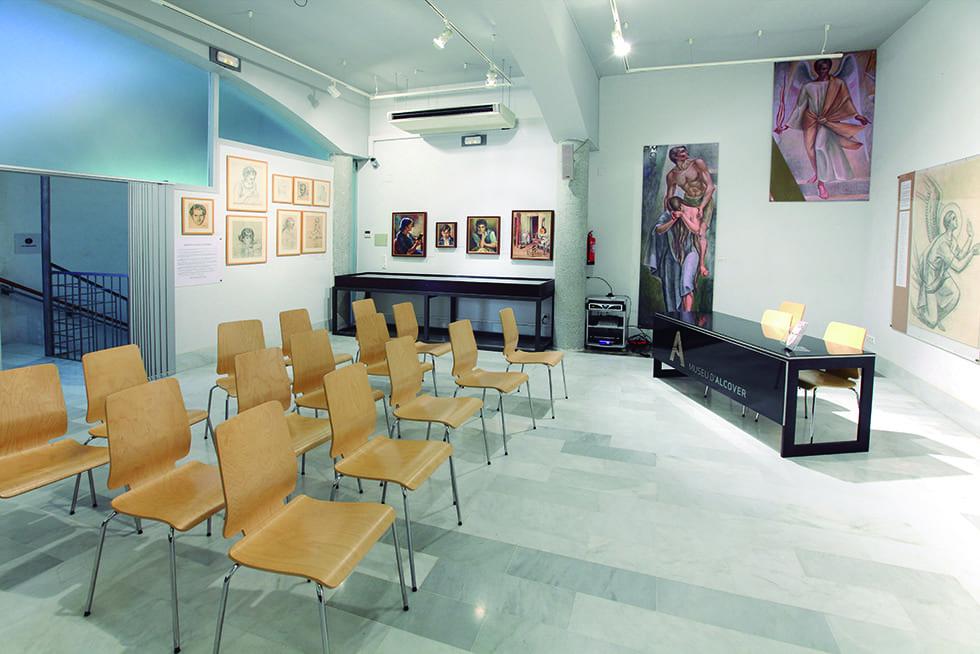 Espai Anton Català Gomis, Museu d'Alcover