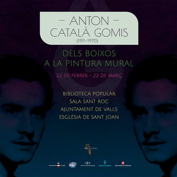 Anton Català Gomis (1911-1970). Dels boixos a la pintura mural